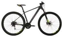 Mountainbike Conway MS 429 grey matt/lime