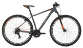 Mountainbike Conway MS 329 grey matt/orange