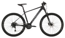 Mountainbike Conway MS 527 black matt/grey