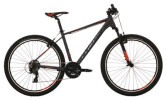 Mountainbike Conway MS 327 grey matt/orange
