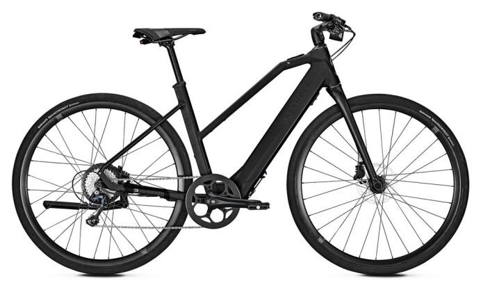 E-Bike Kalkhoff BERLEEN 5.G PURE ADVANCE D schwarz matt 2019
