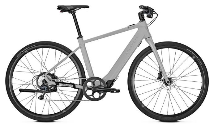 E-Bike Kalkhoff BERLEEN 5.G PURE ADVANCE grau 2019