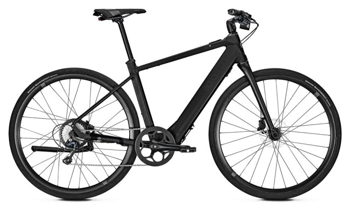 E-Bike Kalkhoff BERLEEN 5.G PURE ADVANCE H schwarz matt 2019