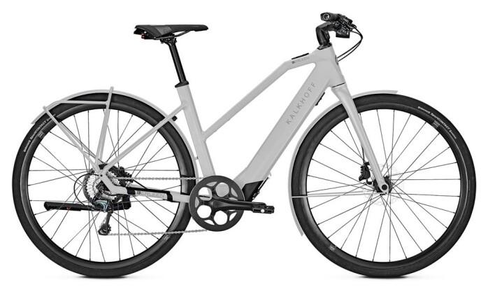 E-Bike Kalkhoff BERLEEN 5.G ADVANCE D grau 2019