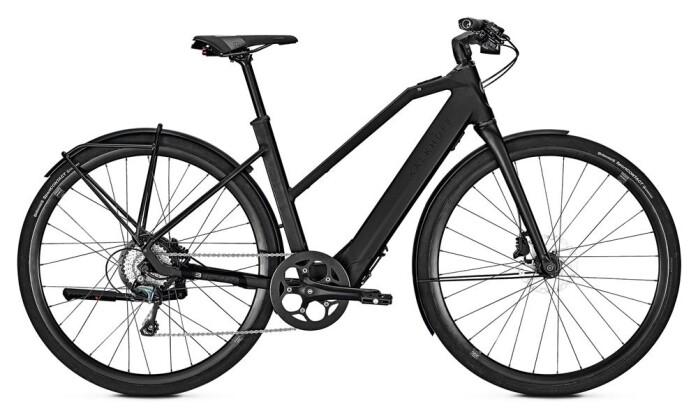 E-Bike Kalkhoff BERLEEN 5.G ADVANCE D schwarz matt 2019