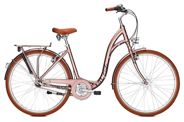 Citybike Kalkhoff CITY GLIDER 7 C braun 2019