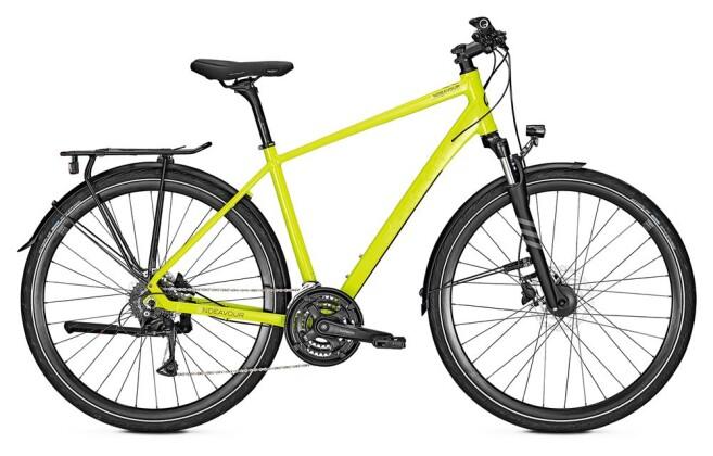 Trekkingbike Kalkhoff ENDEAVOUR 24 lime 2019