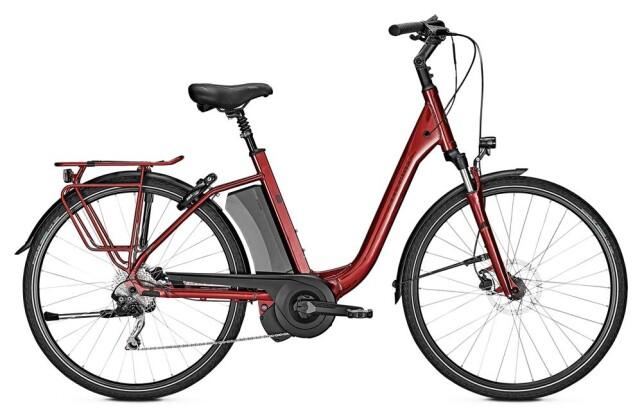 E-Bike Kalkhoff AGATTU 3.I DYNAMIC C weinrot 2019