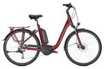 E-Bike Kalkhoff AGATTU 3.B DYNAMIC C weinrot