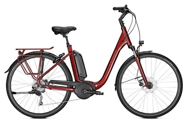 E-Bike Kalkhoff AGATTU 3.B DYNAMIC C weinrot 2019