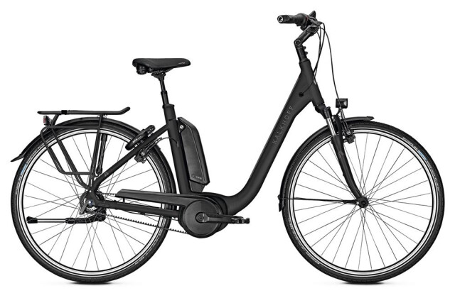 E-Bike Kalkhoff AGATTU 3.B EXCITE C schwarz 2019