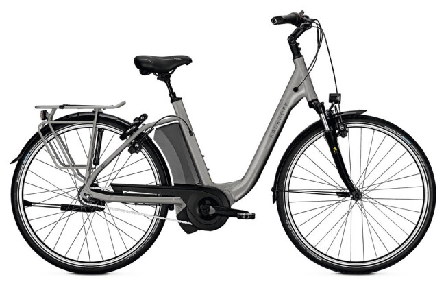 E-Bike Kalkhoff AGATTU 3.I ADVANCE C silber 2019
