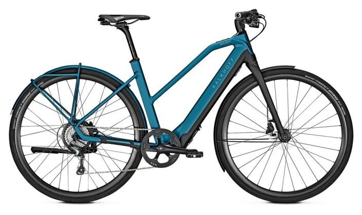 E-Bike Kalkhoff BERLEEN 5.G EDITION D blau 2019