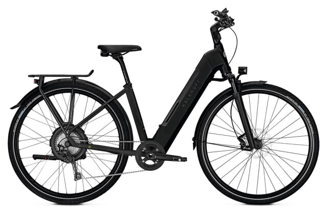E-Bike Kalkhoff ENDEAVOUR 5.N EXCITE W schwarz matt 2019