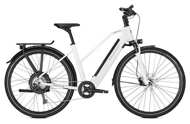E-Bike Kalkhoff ENDEAVOUR 5.N ADVANCE D weiss 2019