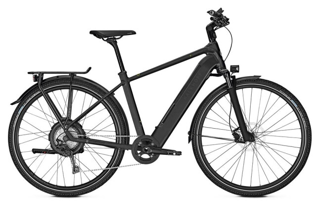 E-Bike Kalkhoff ENDEAVOUR 5.N ADVANCE H schwarz matt 2019