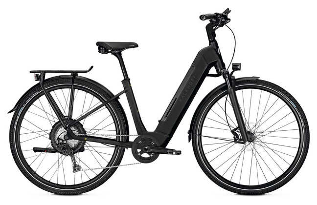 E-Bike Kalkhoff ENDEAVOUR 5.N MOVE W schwarz matt 2019