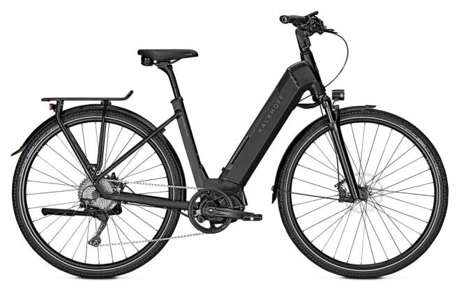 E-Bike Kalkhoff ENDEAVOUR 5.S EXCITE W schwarz matt 2019