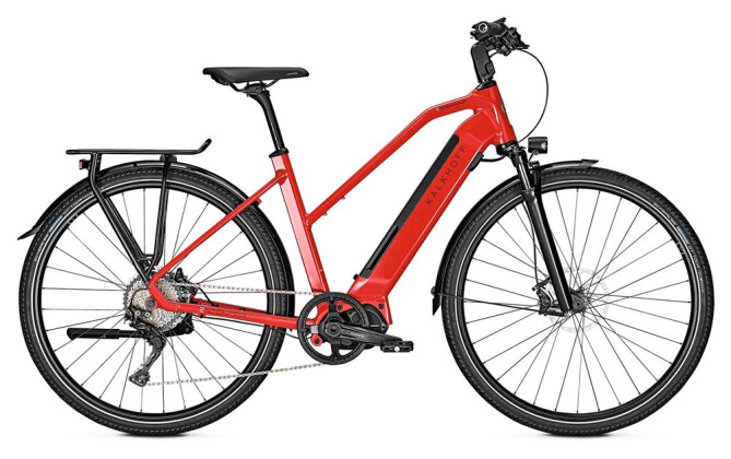 E-Bike Kalkhoff ENDEAVOUR 5.S EXCITE D rot 2019