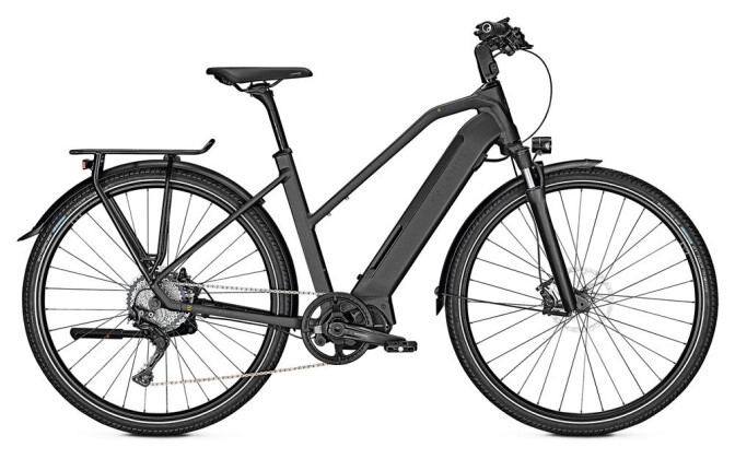 E-Bike Kalkhoff ENDEAVOUR 5.S EXCITE D schwarz matt 2019