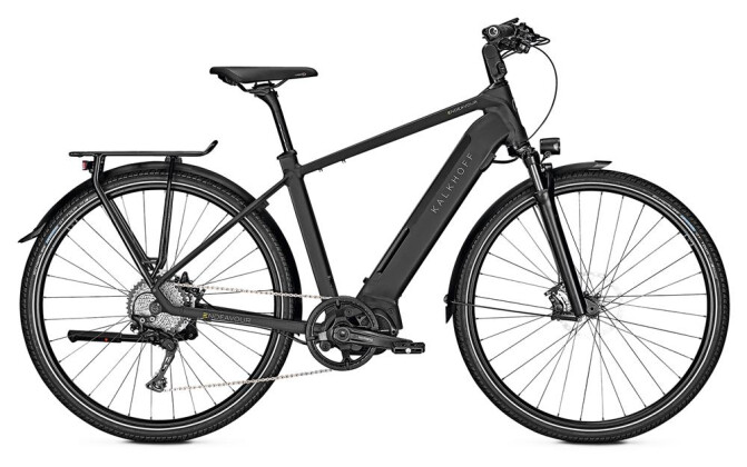 E-Bike Kalkhoff ENDEAVOUR 5.S EXCITE H schwarz matt 2019