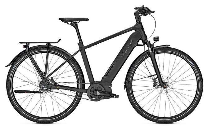 E-Bike Kalkhoff ENDEAVOUR 5.I BELT H schwarz matt 2019