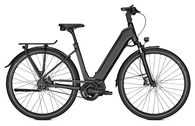 E-Bike Kalkhoff ENDEAVOUR 5.S BELT W schwarz matt 2019