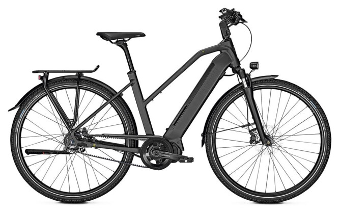E-Bike Kalkhoff ENDEAVOUR 5.S BELT schwarz matt 2019