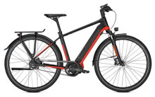 E-Bike Kalkhoff ENDEAVOUR 5.S BELT schwarz/rot matt