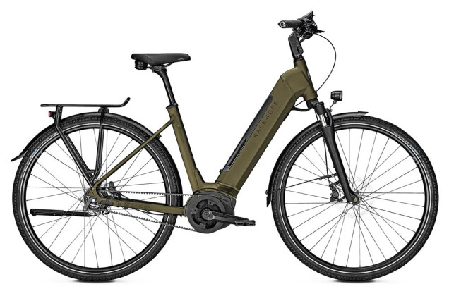 E-Bike Kalkhoff ENDEAVOUR 5.B BELT W olive 2019