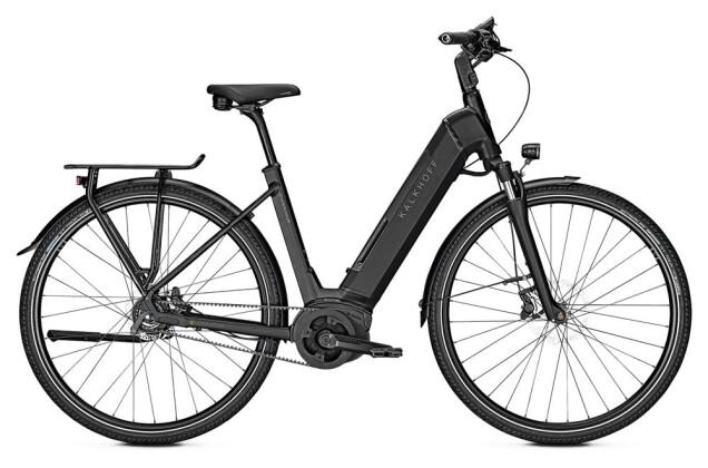 E-Bike Kalkhoff ENDEAVOUR 5.B BELT W schwarz matt 2019