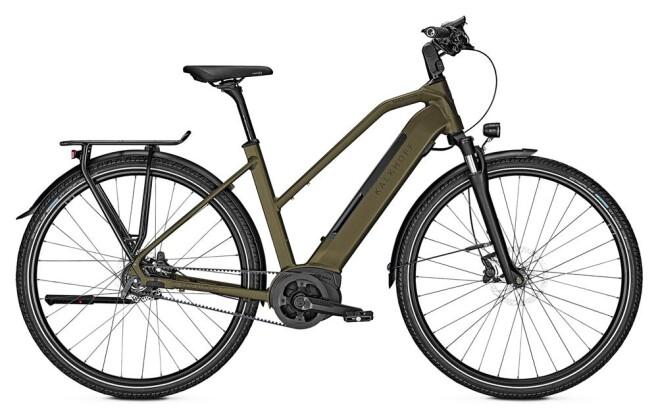 E-Bike Kalkhoff ENDEAVOUR 5.B BELT D olive 2019