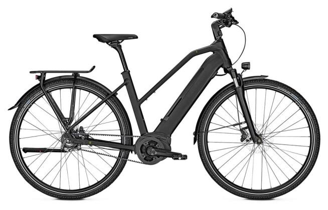 E-Bike Kalkhoff ENDEAVOUR 5.B BELT D schwarz matt 2019