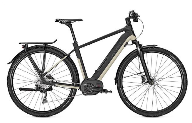 E-Bike Kalkhoff ENTICE 5.B TOUR H/D schwarz/beige 2019