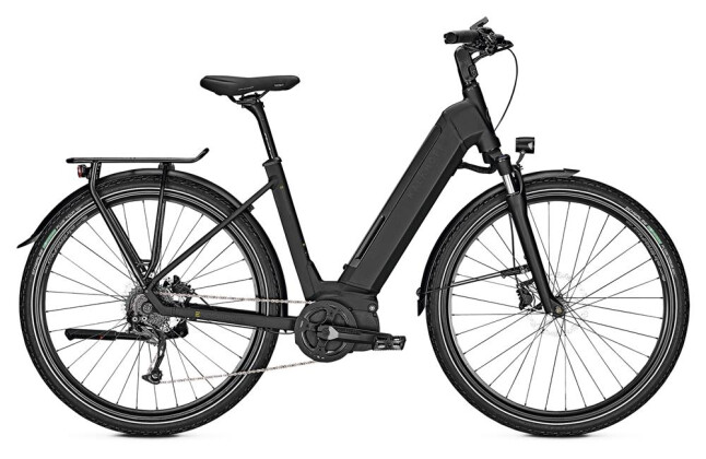E-Bike Kalkhoff ENDEAVOUR 5.I XXL W schwarz matt 2019