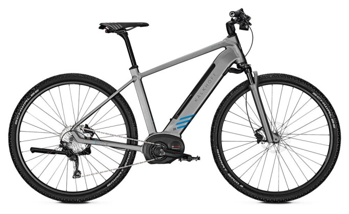 E-Bike Kalkhoff ENTICE 5.B ADVANCE H torontograu 2019