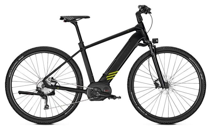 E-Bike Kalkhoff ENTICE 5.B MOVE H schwarz matt 2019