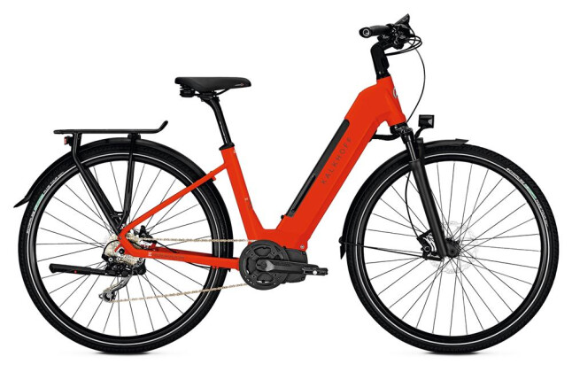 E-Bike Kalkhoff ENDEAVOUR 5.I EXCITE W rot 2019