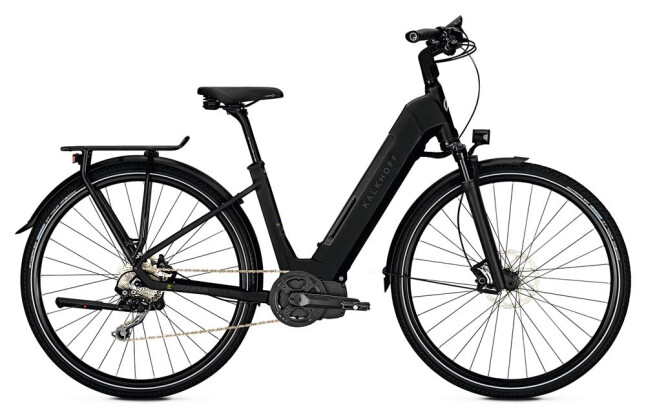 E-Bike Kalkhoff ENDEAVOUR 5.I EXCITE W schwarz matt 2019