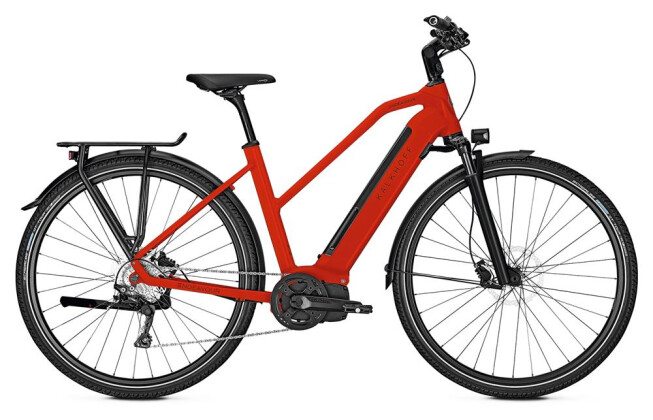 E-Bike Kalkhoff ENDEAVOUR 5.I EXCITE D rot 2019