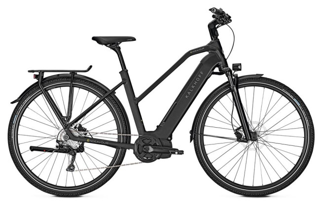 E-Bike Kalkhoff ENDEAVOUR 5.I EXCITE D schwarz matt 2019