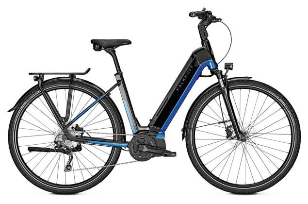 E-Bike Kalkhoff ENDEAVOUR 5.I ADVANCE schwarz/blau 2019