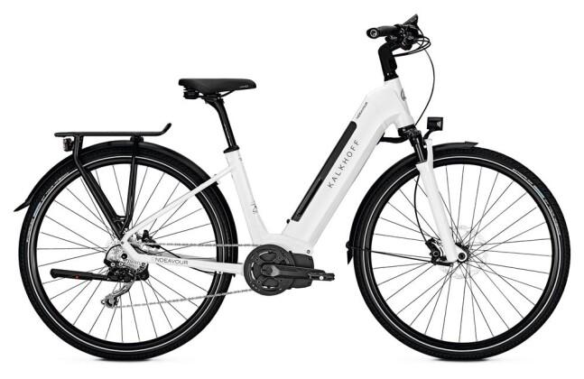 E-Bike Kalkhoff ENDEAVOUR 5.I ADVANCE W weiss 2019
