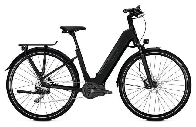 E-Bike Kalkhoff ENDEAVOUR 5.I ADVANCE W schwarz matt 2019