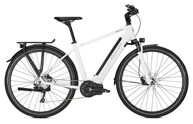 E-Bike Kalkhoff ENDEAVOUR 5.I ADVANCE H weiss 2019