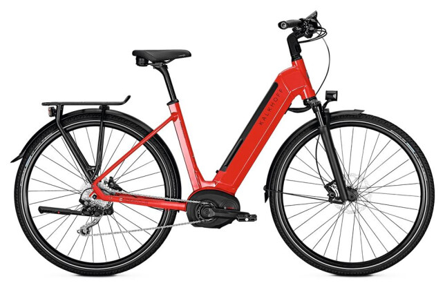 E-Bike Kalkhoff ENDEAVOUR 5.B EXCITE W rot 2019