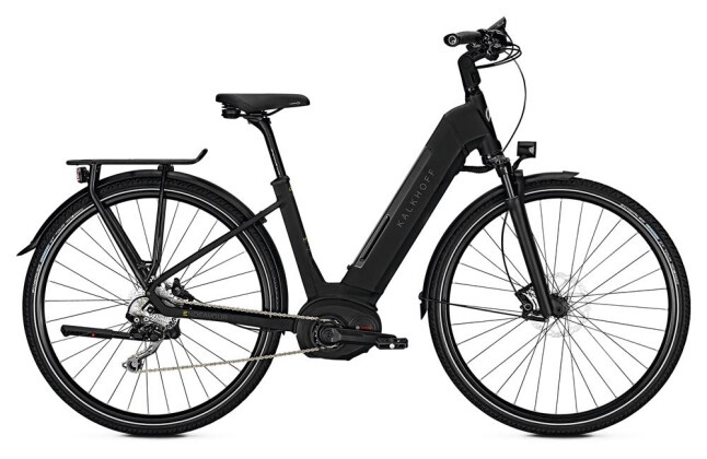 E-Bike Kalkhoff ENDEAVOUR 5.B EXCITE W schwarz matt 2019