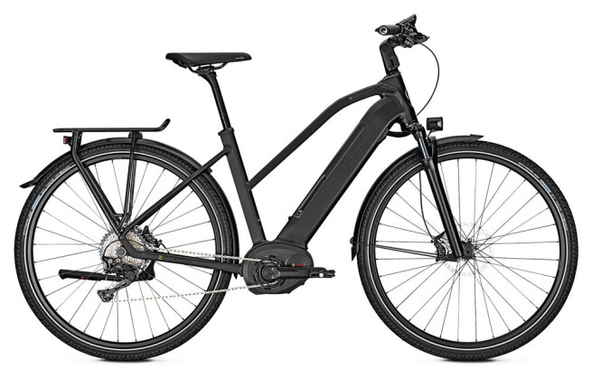 E-Bike Kalkhoff ENDEAVOUR 5.B EXCITE D schwarz matt 2019