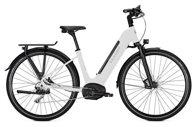 E-Bike Kalkhoff ENDEAVOUR 5.B ADVANCE W weiss 2019