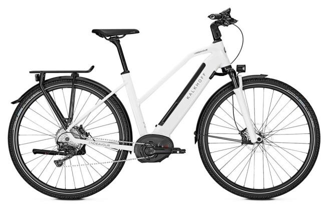 E-Bike Kalkhoff ENDEAVOUR 5.B ADVANCE D weiss 2019
